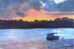 YW Sunset Mooring