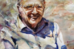 Dee Jackson portrait - Dr Charles Barnes small