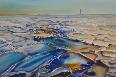 Broome-Rockpools_watercolour_56x76cm_Marion-Chapman_web