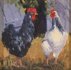 Myrle's Chooks